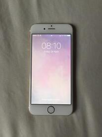 iPhone 6 16gb gold, EE network.