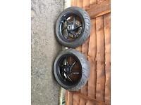 Piaggio nrg wheels
