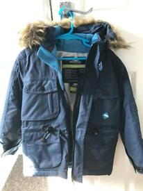 Trespass waterproof coat Age 2 Years
