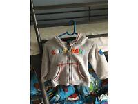 Lonsdale baby boy tracksuit