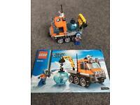 Lego city 60033 ice crawler