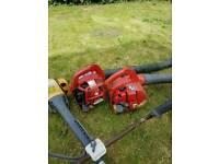 Petrol garden power tools - spares or repair