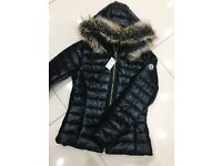 Brand New With Tags Ladies Moncler Shiny Jacket Top Quality £95