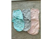 Baby swaddle bundle