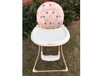 Mamas Papas Baby high chair