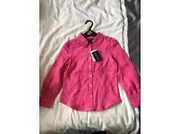 Ralph Lauren girls shirt