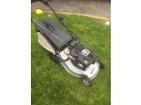 Lawn mower power drive