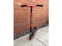 Black and Red MPG Pro Scooter