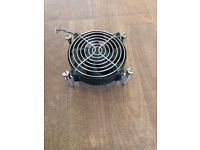 HP P/N 625257-001 CPU Cooler Fan & Heatsink LGA1155