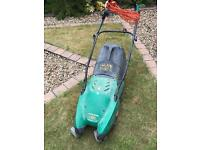 Lawn mower electric - black and decker