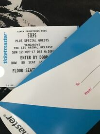 2 steps tickets