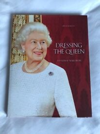 Dressing the Queen Book