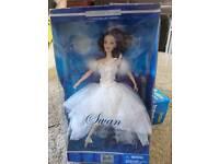 Barbie Swan lake doll