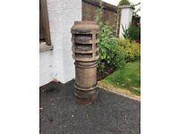 Victorian style Chimney Pot Planter