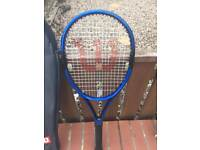 Wilson Hyper Hammer H4 tennis racket
