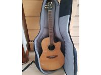 Ovation celebrity electro acoustic guitar very good condition 180£