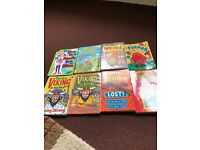 FOR SALE: Set of 8 Jeremy Strong books