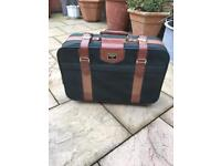 Top quality small size antler suitcase (excellent con) £20