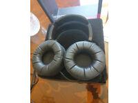 AKG K550 MkII Headphones-used, In box