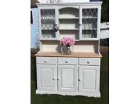 Beautiful Solid Pine Shabby Chic Dresser