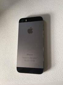 IPhone 5s 16GB o2. Small fault