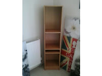 for sale bookcase ideal for laurer books and A4 files