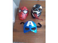 Avengers masks £10 ono