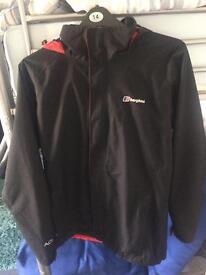 Black Berghaus Jacket Medium