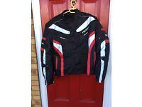motorbike profirst textile jacket size 3xl new