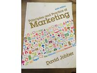 Principles and Practice of Marketing - David Jobber (sixth edition)