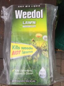 Weedol Lawn Killer 1 litre Box