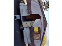 Pennine Pathfinder Folding Camper 2008