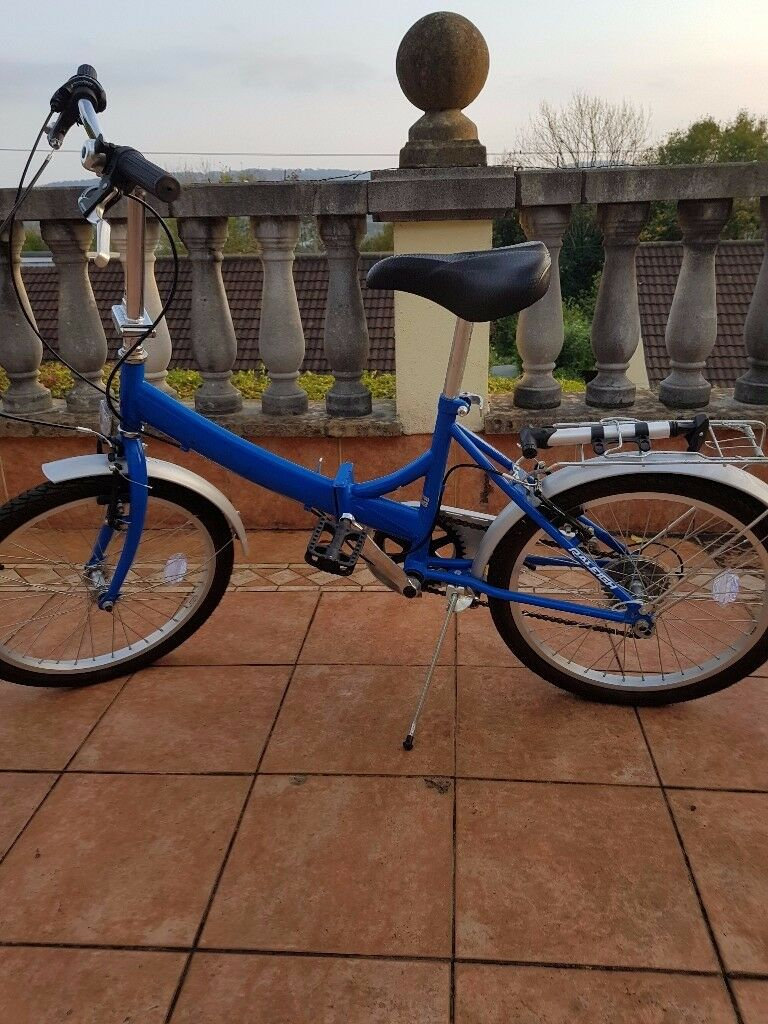 Great Value Christmas Present - Raleigh Folding Bicycle
