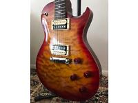 Prs se 245 limited edition quilt top electric guitar