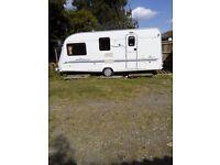 4 berth eldis yorkshire Diamond caravan 2003 CHRIS REG ALL PAPER WORK