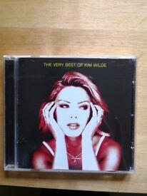 Kim Wilde greatest hits CDs. 50p