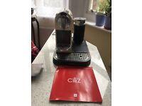 Nespresso Machine / CITIZ & MILK COFFEE MACHINE