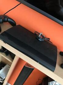 PlayStation 3 12GB with 3 Controllers