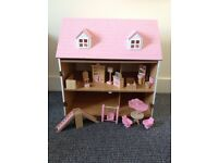 Large play house