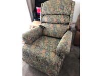 Riser/Recliner Electric Chair
