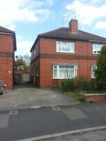 Double room available for July and August in shared in Fulford close to York University