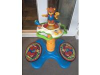 Vtech sit to stand dancing tower.