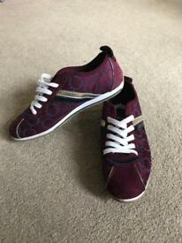Genuine ladies Tommy Hilfiger Trainers