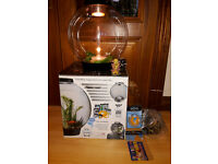 Tropical Fish bowl 30Litre Biorb complete with accessories