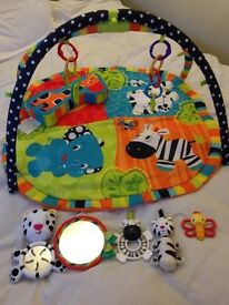 SALE Baby gym/ Play mat