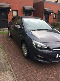 Vaukhall Astra exclusive 1.6 petrol