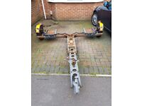Ex RAC Towing Dolly Foldable RDT