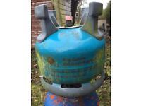 Gas bottles various