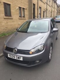 REAL REAL BARGAIN !! GOLF 2.0TDI GT MEGASPEC - SATNAV LEATHERS DSG