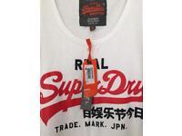 Superdry Vest Top - Brand New